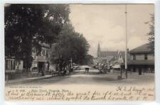 MAIN STREET, HYANNIS: Massachusetts postcard (C30799)