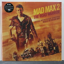 'MAD MAX 2' Soundtrac RSD Ltd. Edition OIL ON SAND SPLATTER Vinyl LP NEW/SEALED