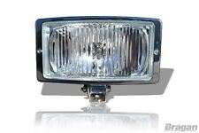 "To Fit Scania Volvo MAN DAF Mercedes Iveco 24v 9"" Inch Spot Fog Light Lamp x6"