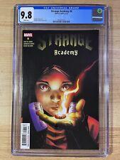 Strange Academy #8 (2021 Marvel Comics) 1st Print CGC 9.8