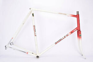 Gazelle Champion Mondial AB-Frame in 63 cm (c-t) / 61 cm (c-c) Reynolds 531c