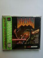 Doom Greatest Hits (Sony PS1, PlayStation 1, 1995) Complete FAST SHIPPING