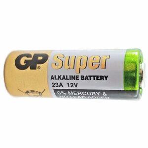 1 x GP 23A A23 L1028 MN21 LRV08 E23A 12V Alkaline Battery