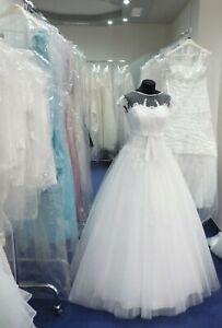 20 Brautkleider Hochzeitskleider Restposten Sonderposten Gr. 36 - 46 NEU