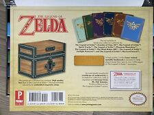The Legend of Zelda Prima Limited Edition Boxset Guide Books - OPENED