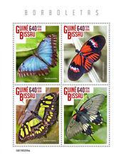 Guinea Bissau 2019  fauna Butterflies   S201903