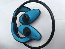 New Handsfree Wireless Bluetooth V3.0 Stereo Sports Headphones Stereo (Blue)
