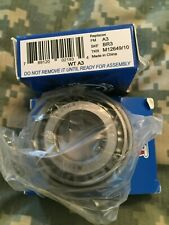 WJB Automotive WTA3 Wheel Bearing and Race Set Front Outer, Light Duty Pair (2)