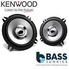 "Kenwood KFC-E1055 Car Stereo 10CM 4"" Inch 420 Watts Door Shelf Coaxial Speakers"