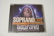 Soprano-Live au Dome de Marseille CD 2008 (Blacko Mino psy 4 de la rime)