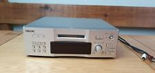 Rare Sony MDS-EX770 Midi Stereo Mini Disc Player Recorder good working order