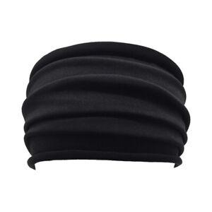 Women Yoga Sports Wide Headband Elastic Boho Hair Band Head Wrap Wristband Girls
