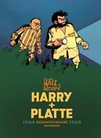 Harry und Platte Gesamtausgabe 4 : 1964-1965 Salleck Hardcover Neuware