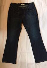 levis 515 boot cut jeans Size 10 Dark Wash High Waist NWOT