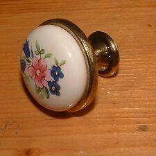 Keramik Schrank Griffe Schublade Knopf Blumen Muster Knöpfe Möbelgriff
