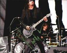 Munky Korn Authentic signed rock 8x10 photo W/Certificate Autographed (326-c)