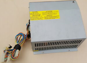 204watt Power Supply for Commodore Amiga 2000 2000HD 2500 Works 98% but AS-IS!
