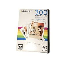New ListingPolaroid Pif300 Instant Film 20 Prints Works with Pic-300 Camera New
