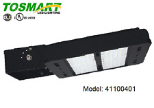 LED Shoebox Parking Lot Pole Light with 100 Watt  Security Industrial Outdoor