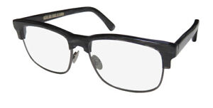 NEW CUTLER AND GROSS 1213 PREMIUM SEGMENT SOPHISTICATED EYEGLASS FRAME/EYEWEAR