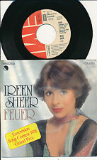 """EUROVISION 1978 45 TOURS 7"""" GERMANY IREEN SHEER FEUER"""