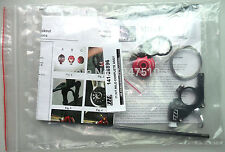 Manitou R7 fork MILO Remote Lockout Assembly Kit