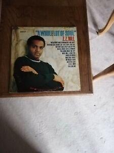 "ZZ Hill "" A whole lot of soul"" Kent records Mint -"