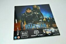 Valerian and the city of a thousand planets - big sleeve 2D/3D blu ray NEW