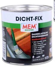 MEM Dicht Fix 375 ml 500220 // Dichtungsmasse // sofort Wasserdicht // Grau