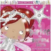 Daphne Diamond Fairy (Sparkletown Fairies), Sarah Creese , Acceptable | Fast Del