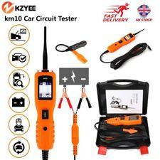 12V 24V PowerScan Circuit Tester Electrical Car Power Probe AVOmeter Diagnostic