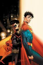 Superman & Robin Special 1 Jorge Jimenez Card Stock Variant Dc Nm 1/25 PreSale