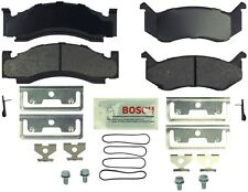 For Dodge W350 W250 W100 Ramcharger B150 Front Blue Disc Brake Pads Bosch BE269H