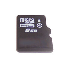 10 pcs * 8 GB Micro SD TF Card with adapter having authentic capacity
