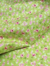 """Small Spring Flower 100% cotton fabric sold by the meter 63"""" super width 1901014"""