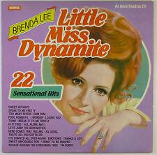 "12"" LP - Brenda Lee - Little Miss Dynamite - k5434 - washed & cleaned"