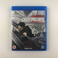 Mission: Impossible - Ghost Protocol (Blu-ray, 2012) r
