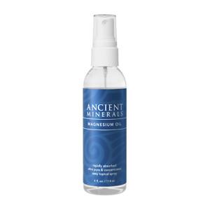 Ancient Minerals Magnesium Oil - 118 ml