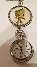 baby Groot    theme watch - nurse ,  beautician , uniform watch
