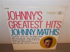 * Johnny Mathis . Greatest Hits . 6 Eye . LP