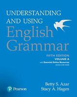 Understanding and Using English Grammar, Volume A, with Essential Online Reso…