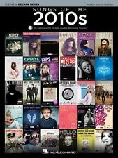 Songs of the 2010s: The New Decade Series with Online Play-Along Backing Tracks,