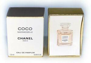 Chanel COCO MADEMOISELLE eau de parfum micro miniature 1,5 ml VIP GIFT