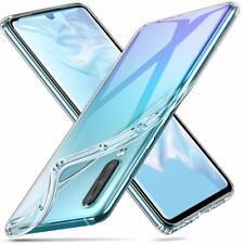 Für Huawei P30 Liquid Crystal Hülle Transparent Cover Durchsichtig Case