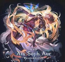 Ain Soph Aur Granblue Fantasy CD 4534530115591 SVWC70396 Japan