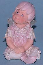 "Boyds Bears resin Fairietots  #36263 ""Sweetie"" baby fairy NIB year round 2003"