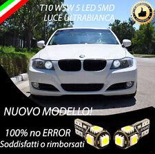 COPPIA LUCI DI POSIZIONE LED BMW SERIE 3 E91 CANBUS NUOVO MODELLO 100% NO ERROR