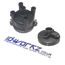 TOYOTA STARLET 1.3 GT TURBO GLANZA DISTRIBUTOR CAP & ROTOR ARM CLIP TYPE