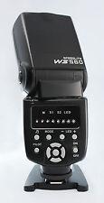 WS560 Flash Speedlite For Canon EOS 70D 5D III 750D 650D 600D 550D 450D 1300D