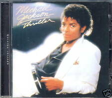 Michael Jackson Thriller CD Special Edition 2001